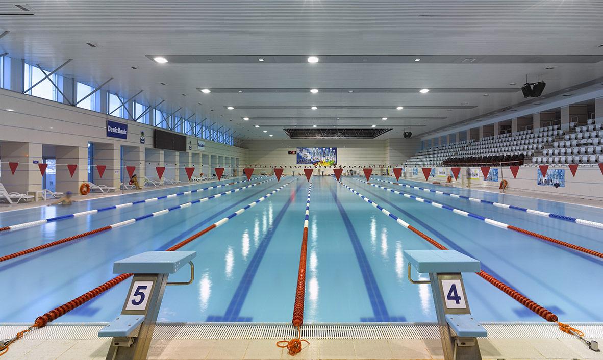 A Spor: TOBB ETÜ Spor Kompleksi